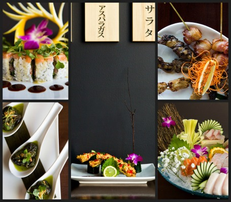 Miku Sushi - photos: Lucy Hewett